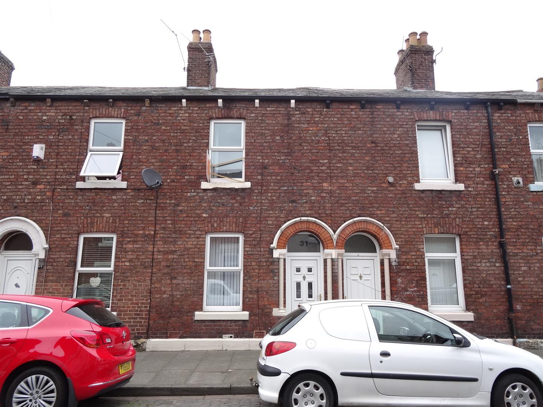 31 Graham Street Carlisle 2 Bedrooms House - Terraced For Sale