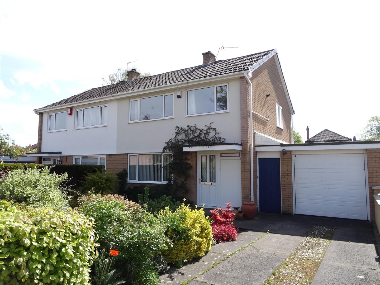 17 Shap Grove Carlisle 3 Bedrooms House - Semi-Detached For Sale