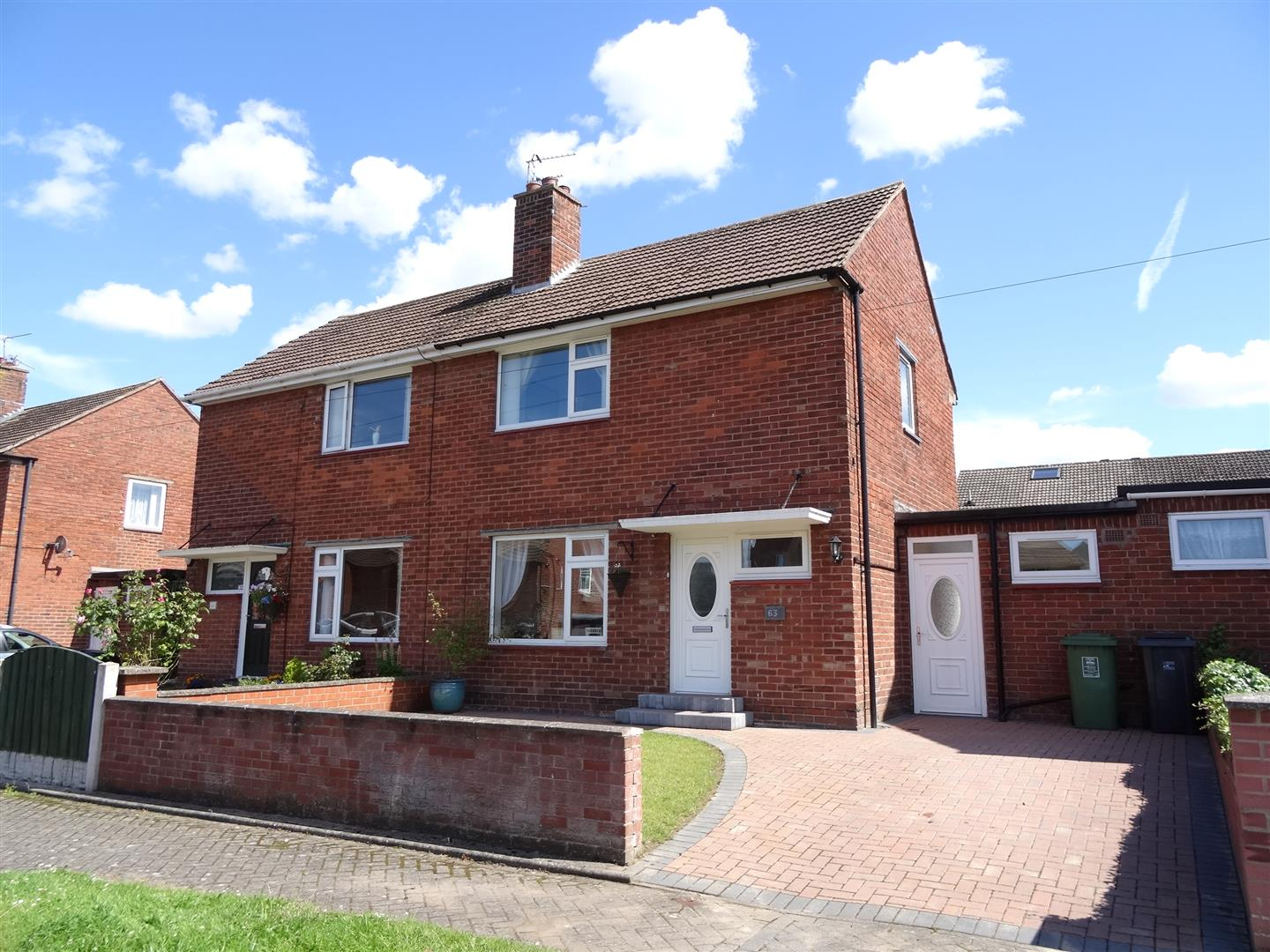 63 Mardale Road Carlisle 2 Bedrooms House - Semi-Detached For Sale