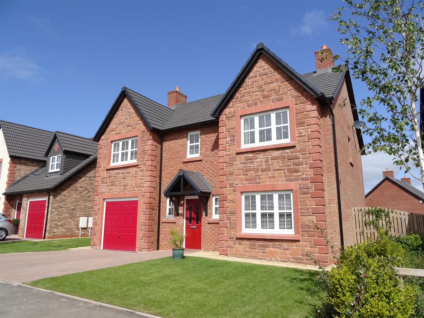 13 Ascot Way Carlisle 4 Bedrooms House - Detached For Sale