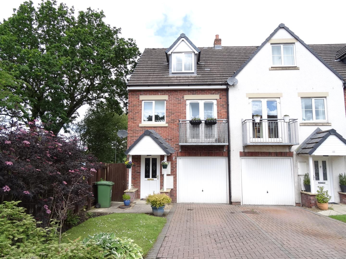 43 Helvellyn Rise Carlisle 3 Bedrooms House - Semi-Detached For Sale