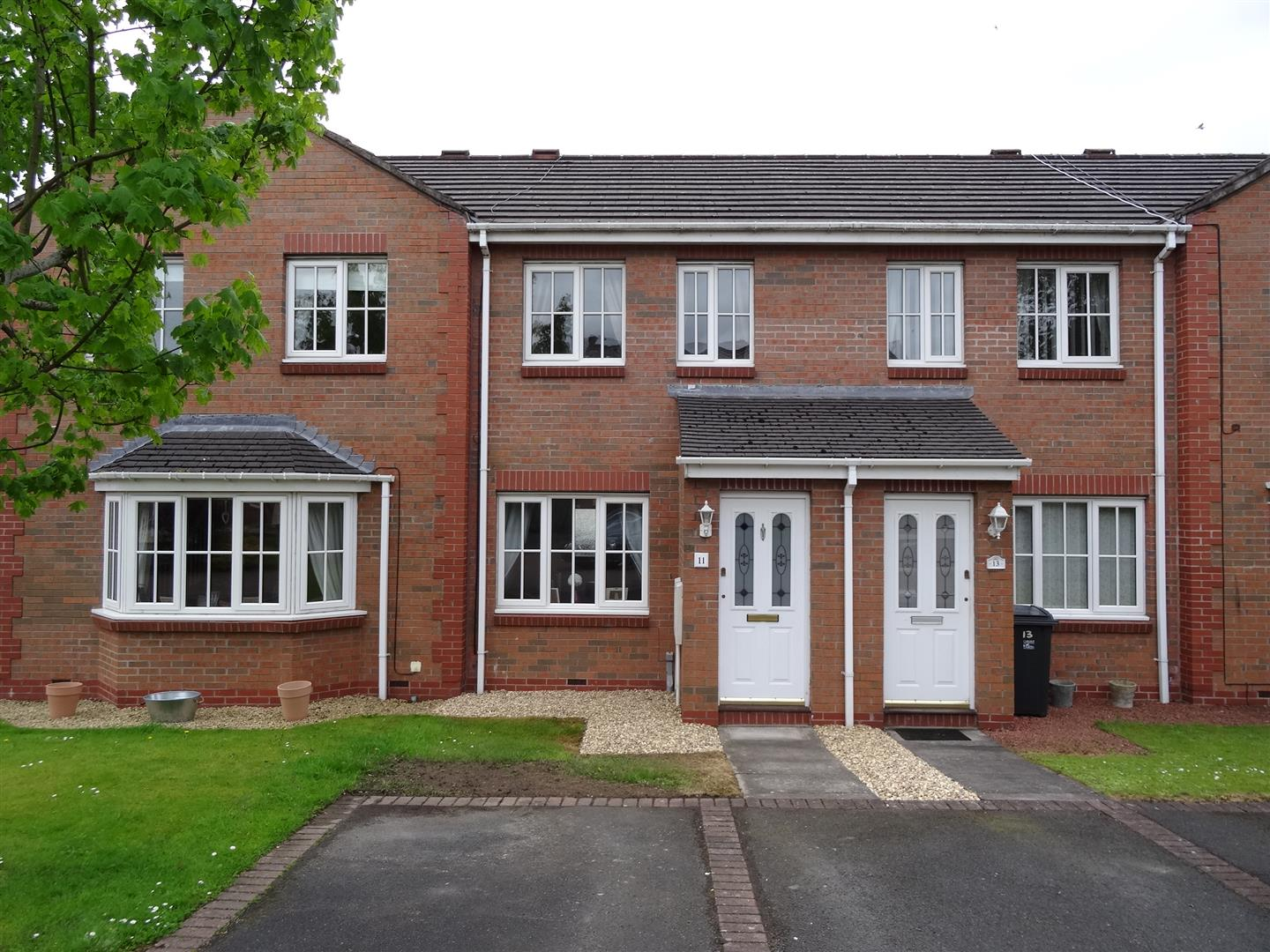 11 Buttermere Close Carlisle 2 Bedrooms House - Mid Terrace For Sale