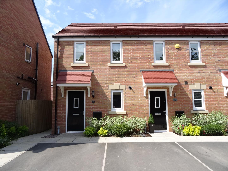 8 Raven Crag Close Carlisle 2 Bedrooms House - Semi-Detached For Sale