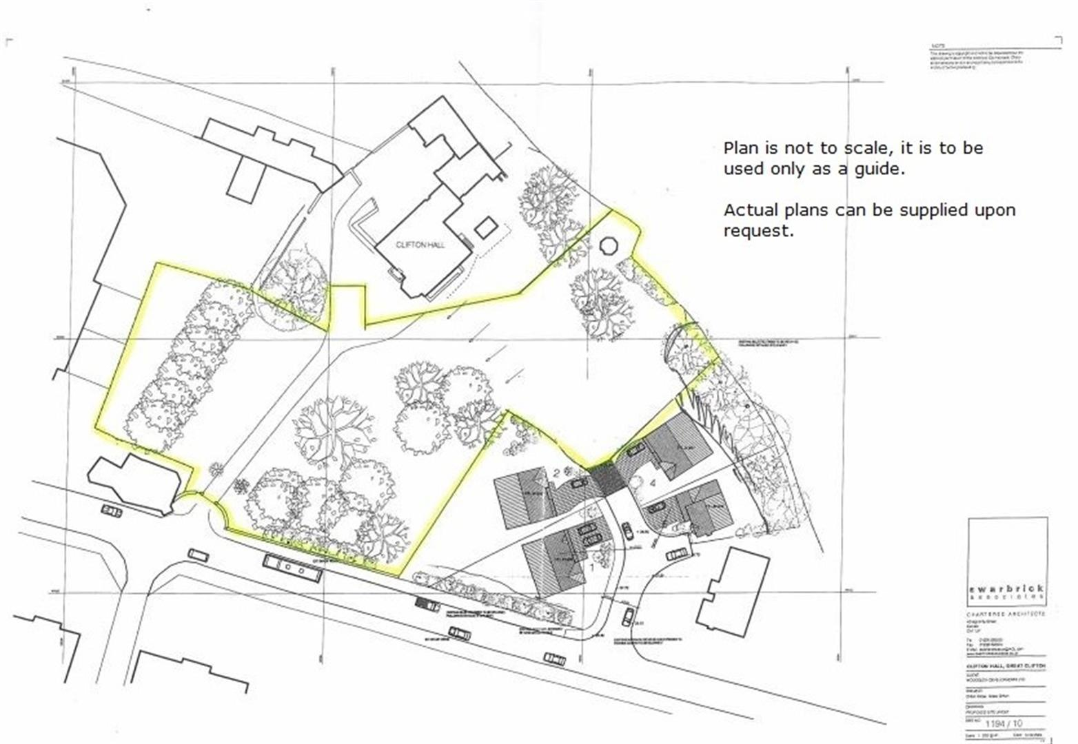 Land At Clifton Hall Close Moor Road Workington 1 Bedroom Land For Sale