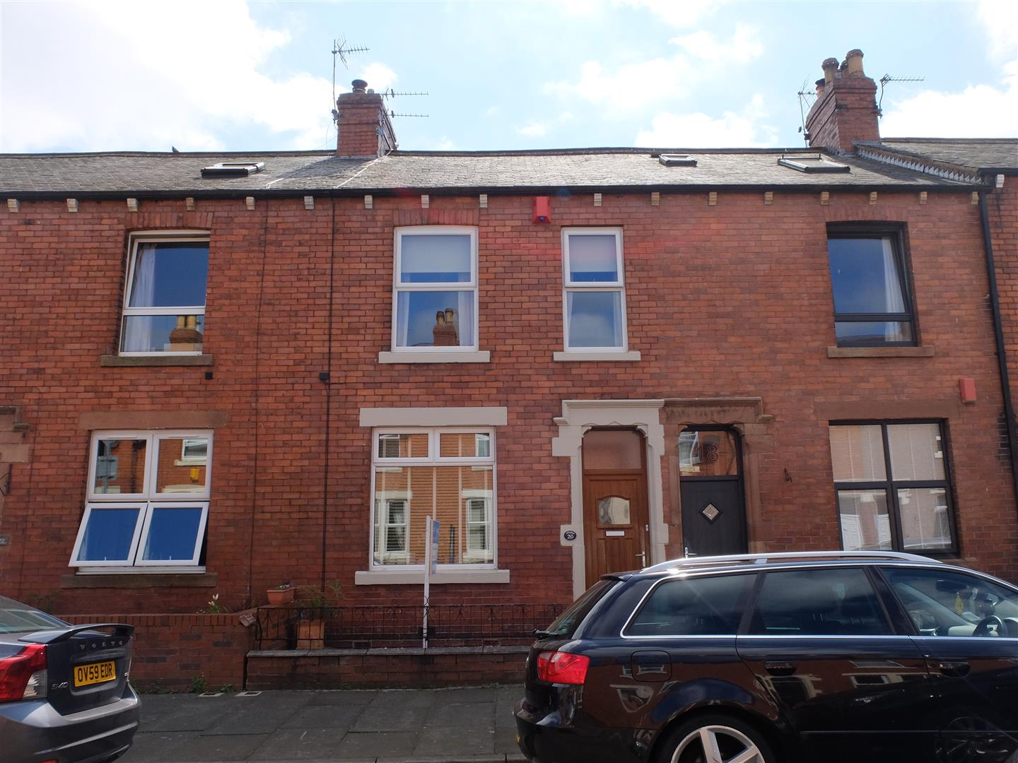 20 Margery Street Carlisle 4 Bedrooms House - Terraced For Sale