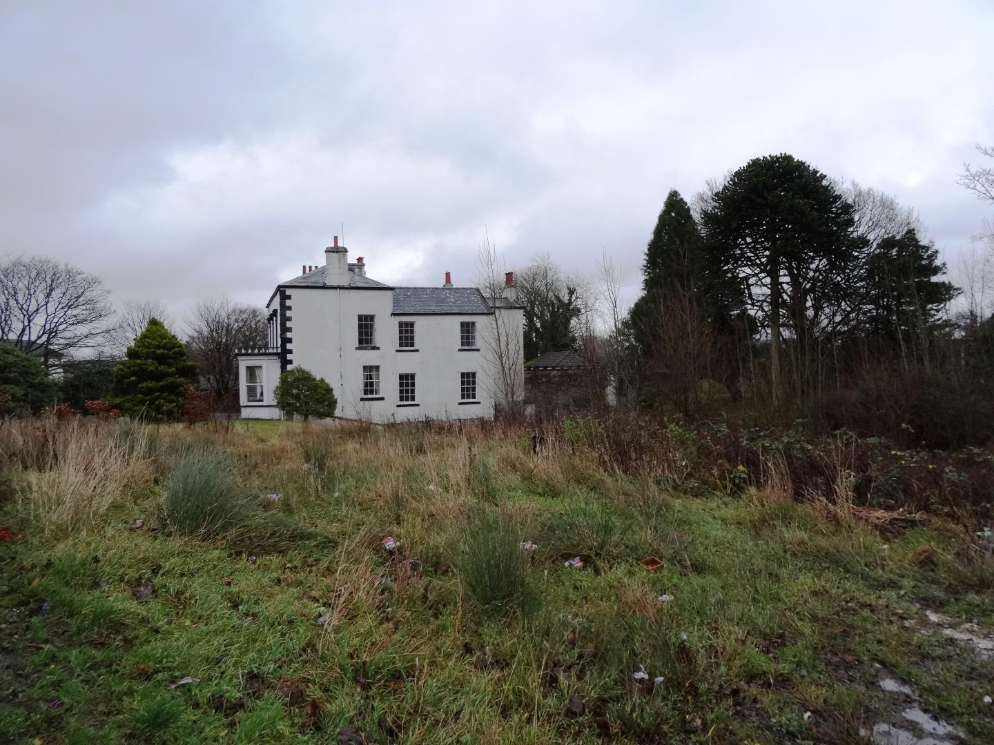 For Sale Land At Clifton Hall Close Moor Road Workington