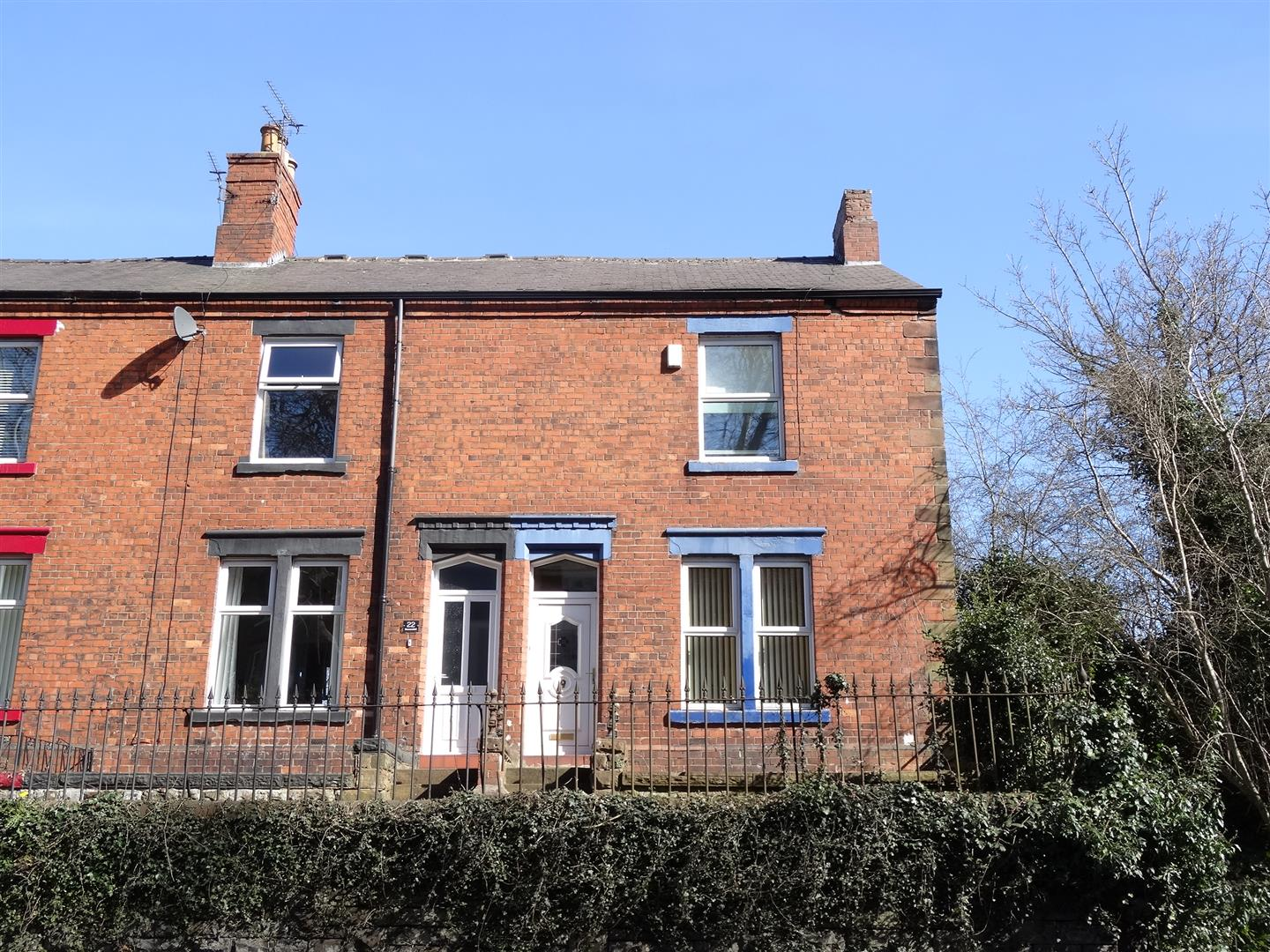 23 Summerhill Carlisle 2 Bedrooms House - End Terrace For Sale