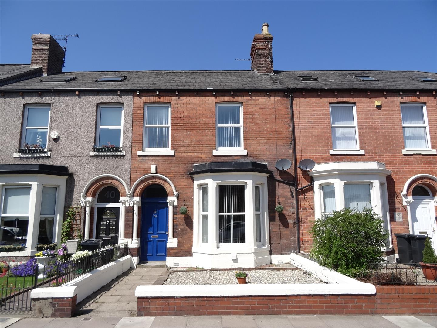 38 Dalston Road Carlisle 4 Bedrooms House - Terraced For Sale