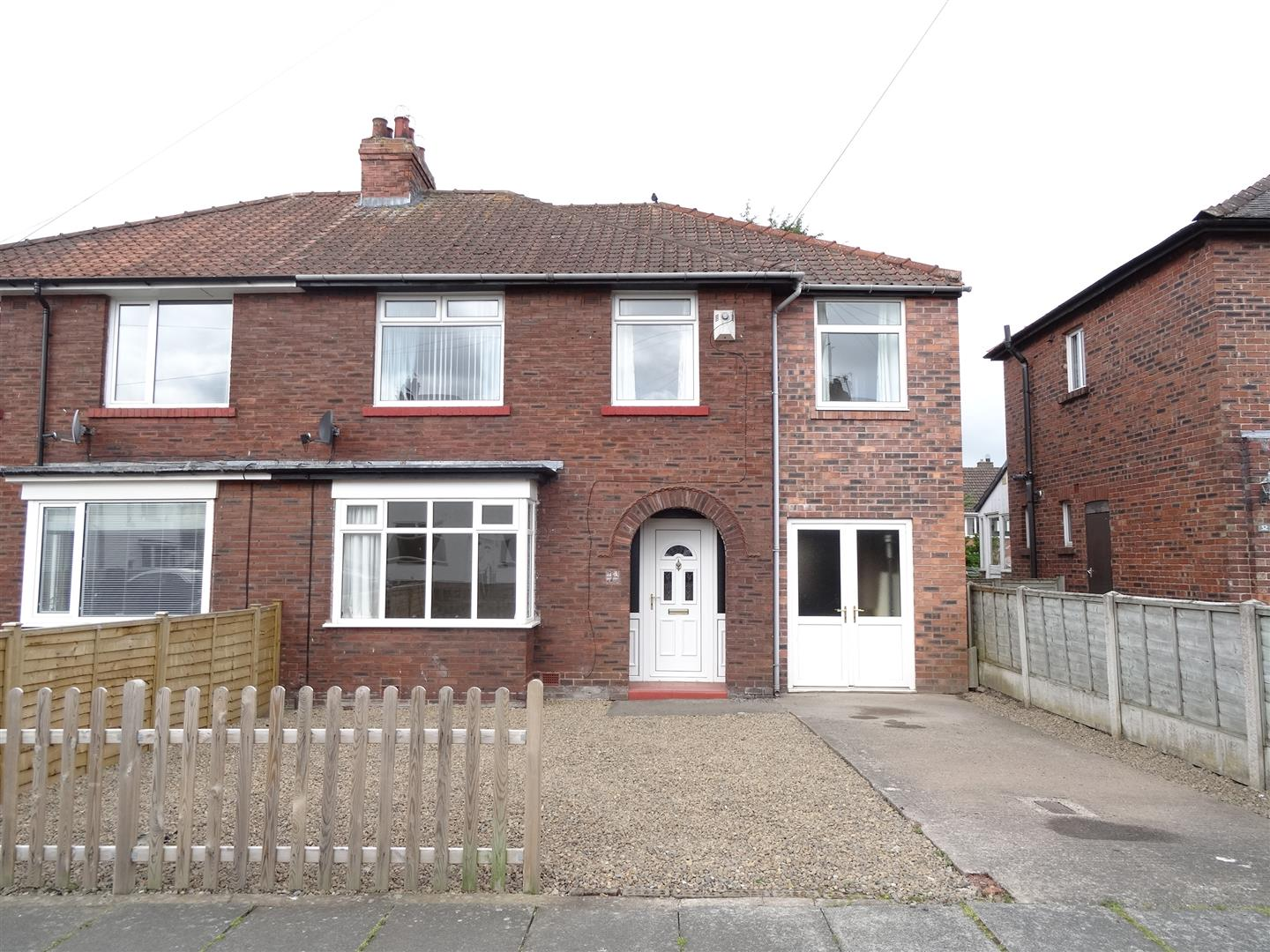 34 Criffel Road Carlisle 5 Bedrooms House - Semi-Detached For Sale