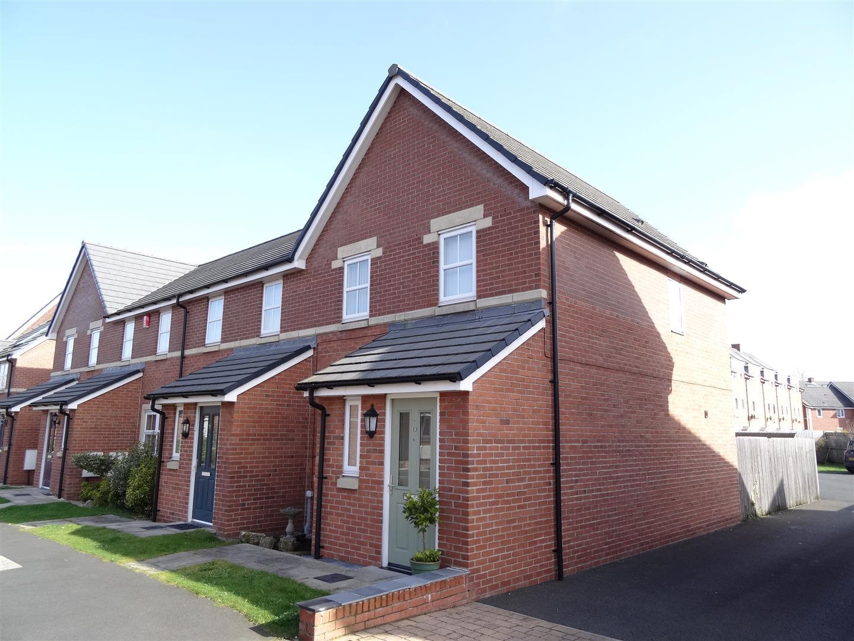 13 Linton Close Carlisle 3 Bedrooms House - End Terrace For Sale