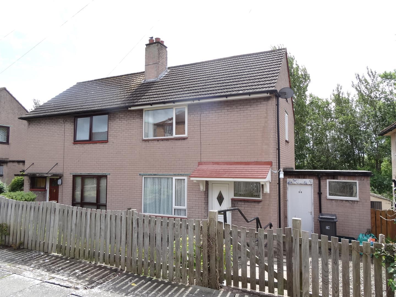 24 Dene Crescent Carlisle 2 Bedrooms House - Semi-Detached For Sale