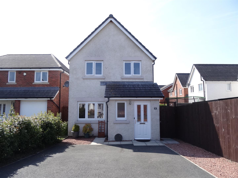 12 Sutton Close Carlisle 3 Bedrooms House - Detached For Sale