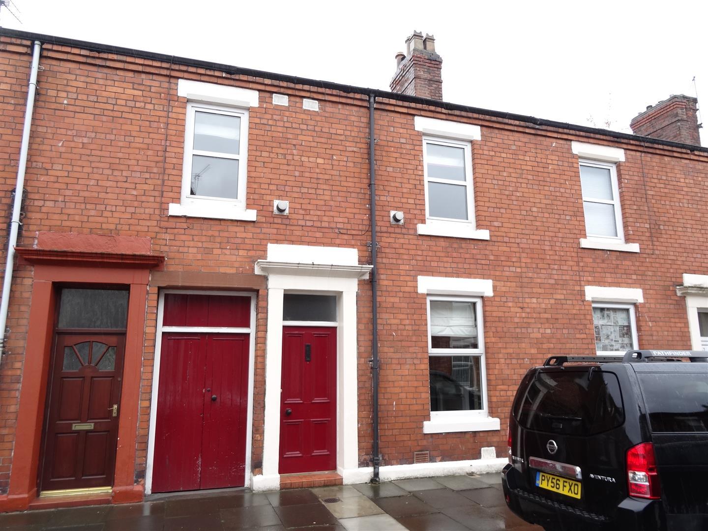 50 Trafalgar Street Carlisle 3 Bedrooms House - Terraced For Sale