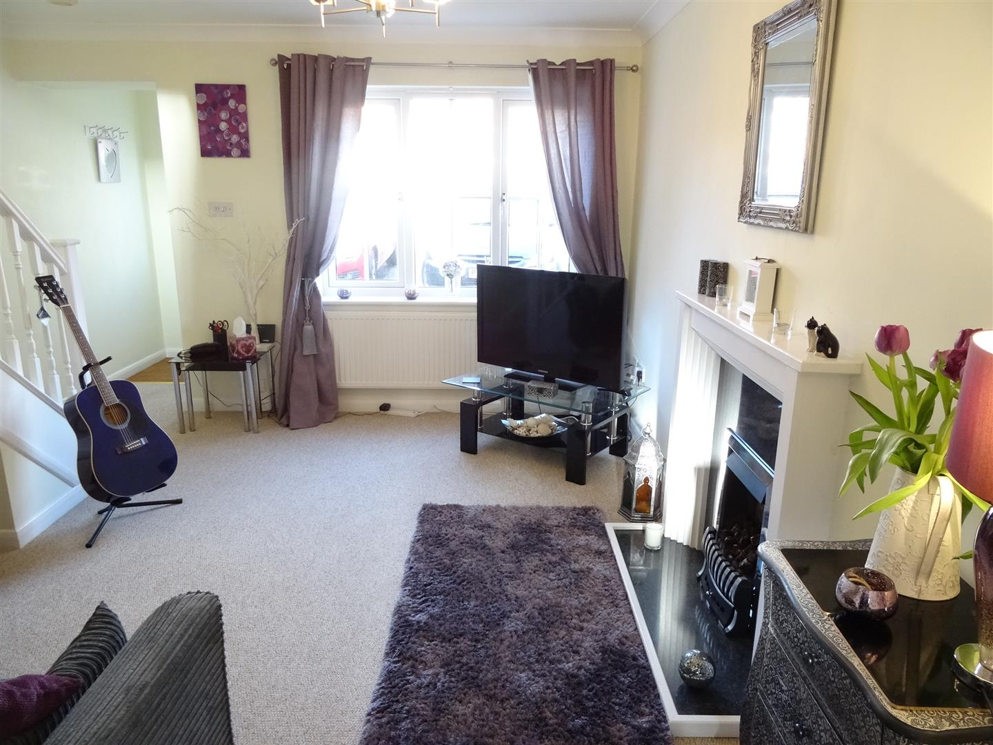 2 Bedrooms House - Mid Terrace For Sale 11 Buttermere Close Carlisle