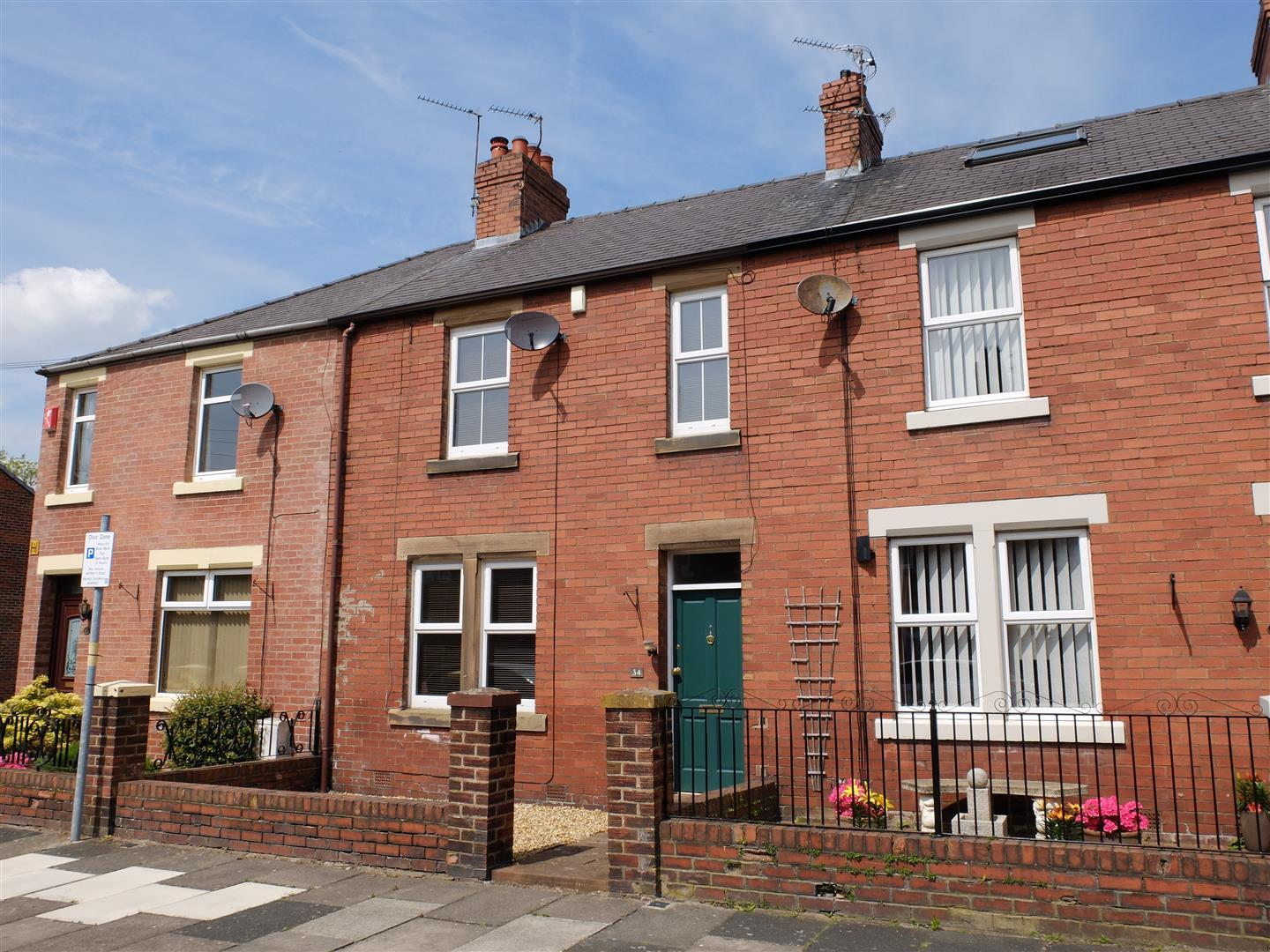 34 Freer Street Carlisle 3 Bedrooms House - Mid Terrace For Sale