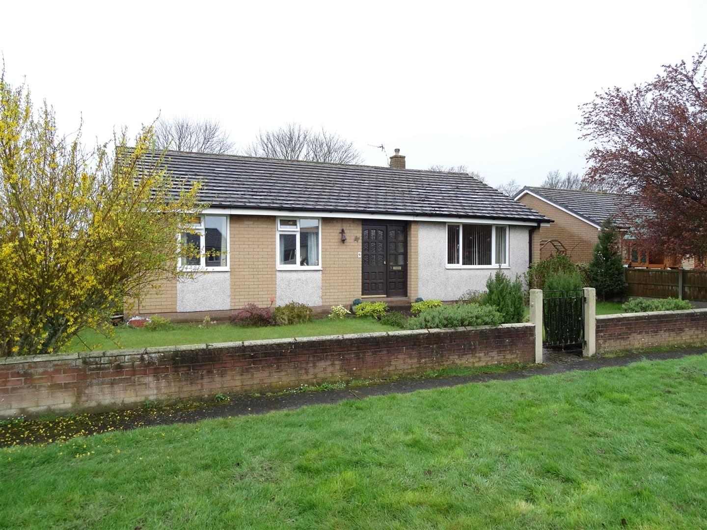 9 Grahams Croft Carlisle 3 Bedrooms Bungalow - Detached For Sale