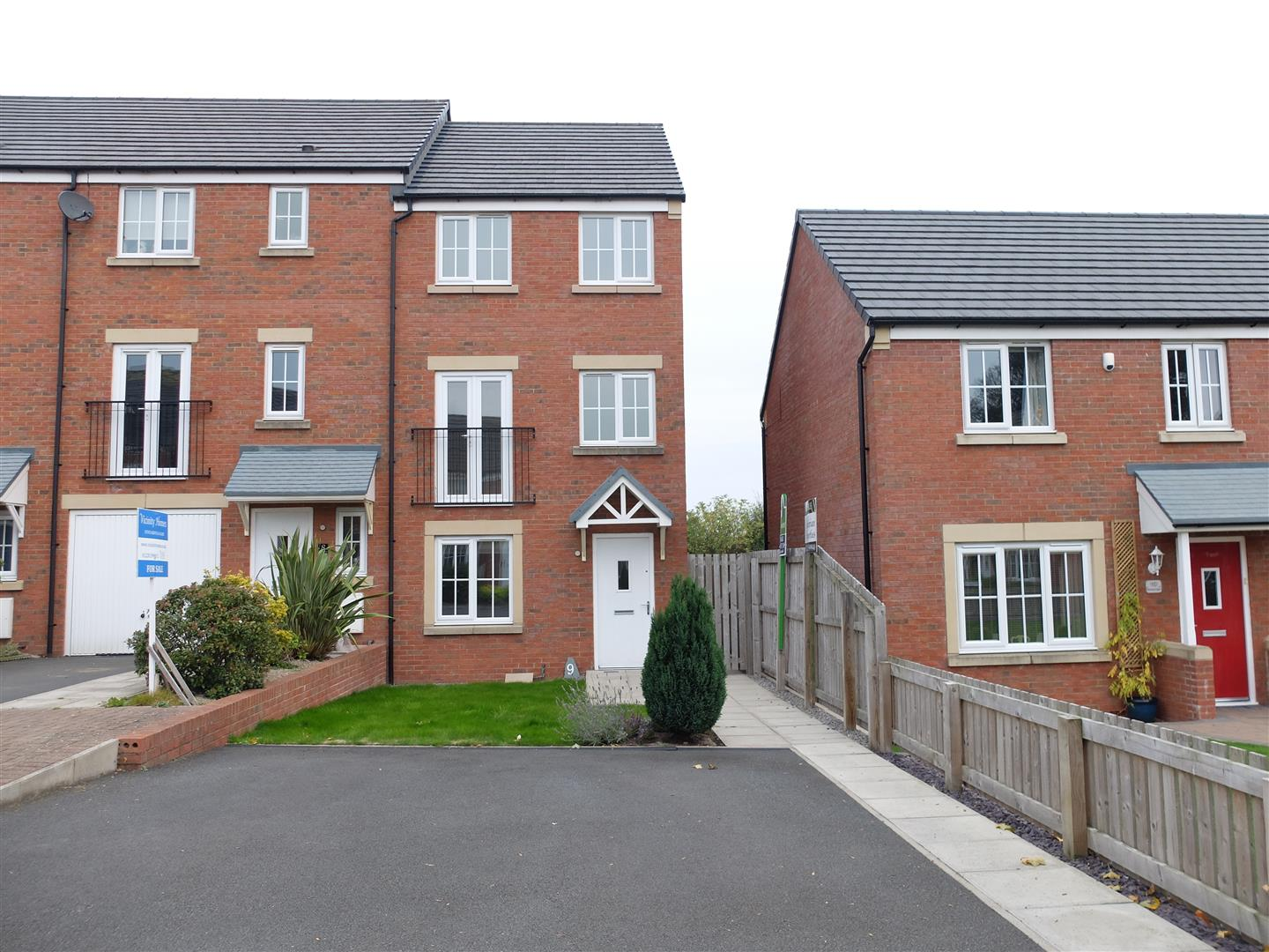 9 Barley Edge Carlisle 3 Bedrooms House - End Terrace For Sale