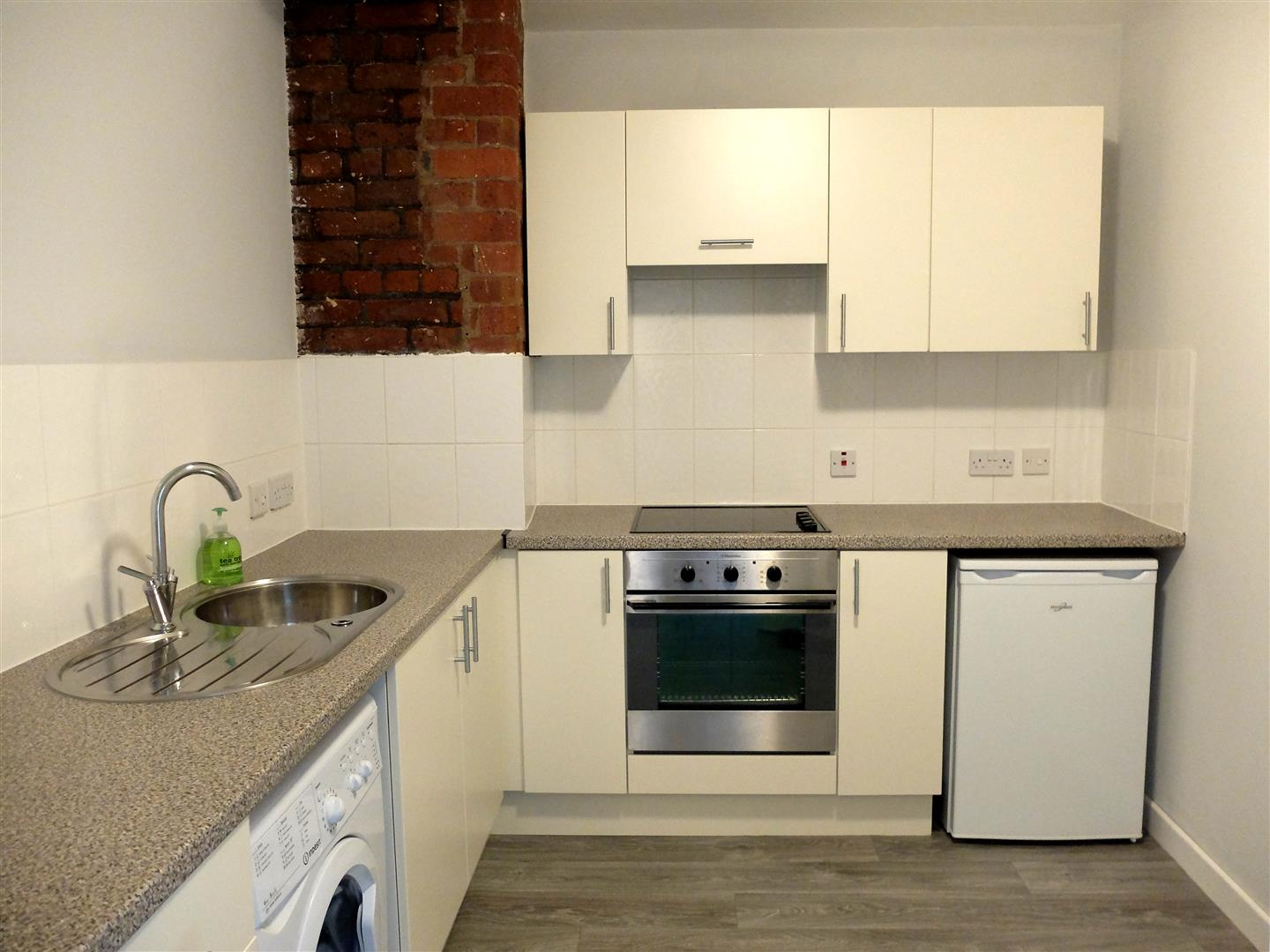 32 Higginson Mill Carlisle 1 Bedroom Flat For Sale