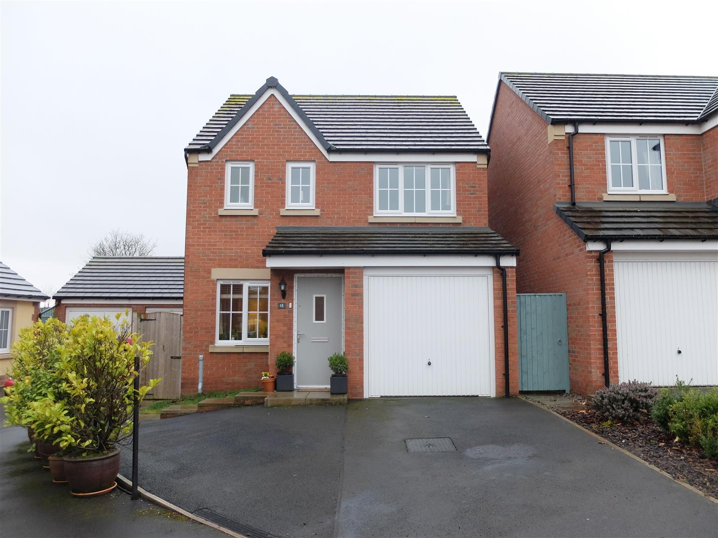18 Barley Edge Carlisle 3 Bedrooms House - Detached For Sale