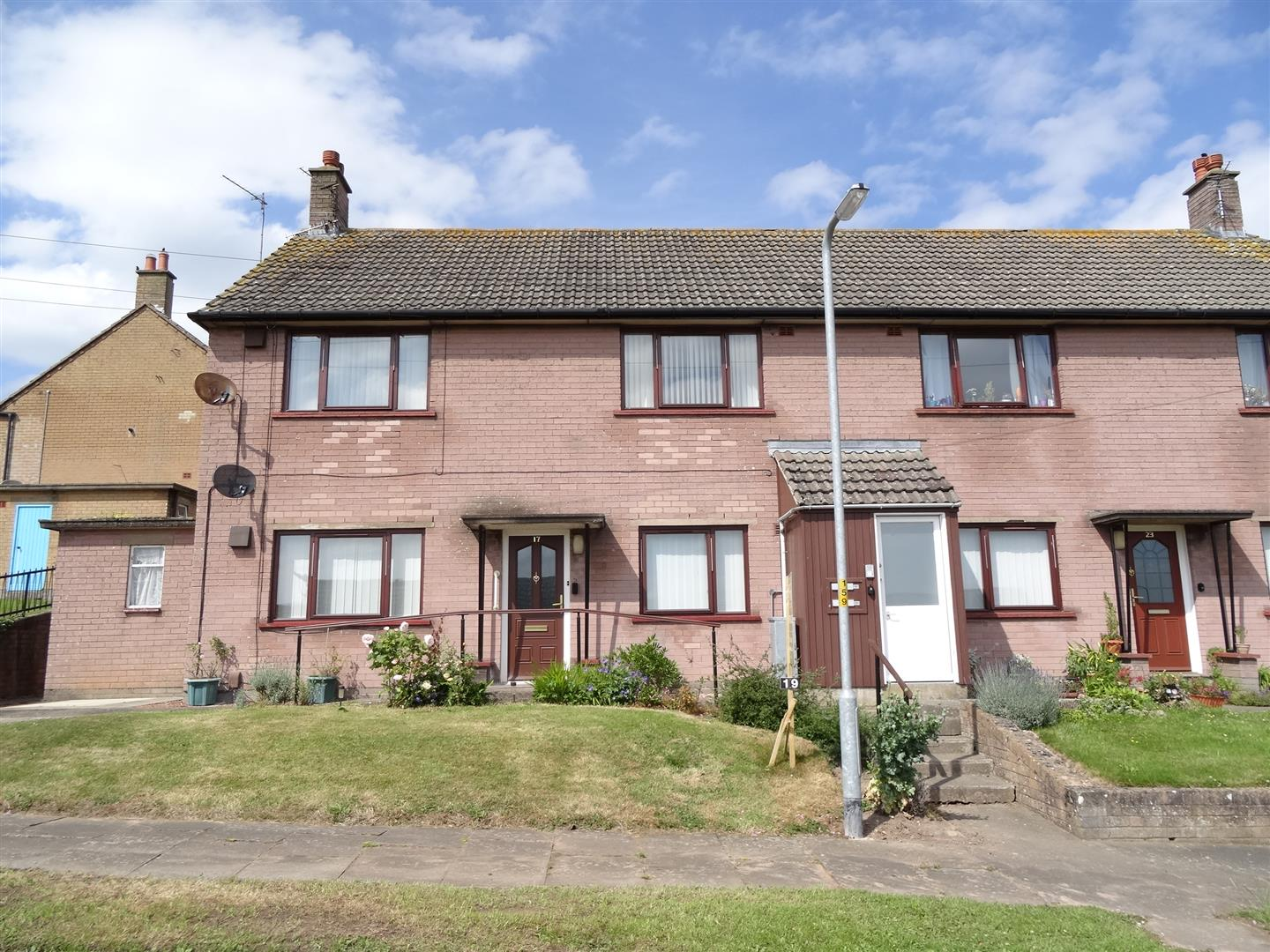19 Irton Place Carlisle 2 Bedrooms Flat For Sale