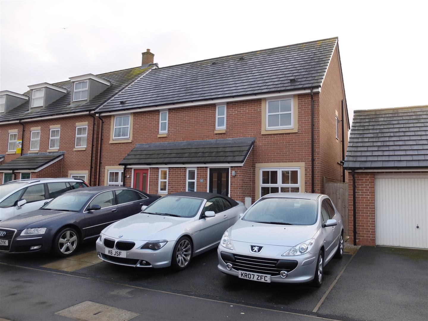 30 Tramside Way Carlisle 3 Bedrooms House - Semi-Detached For Sale
