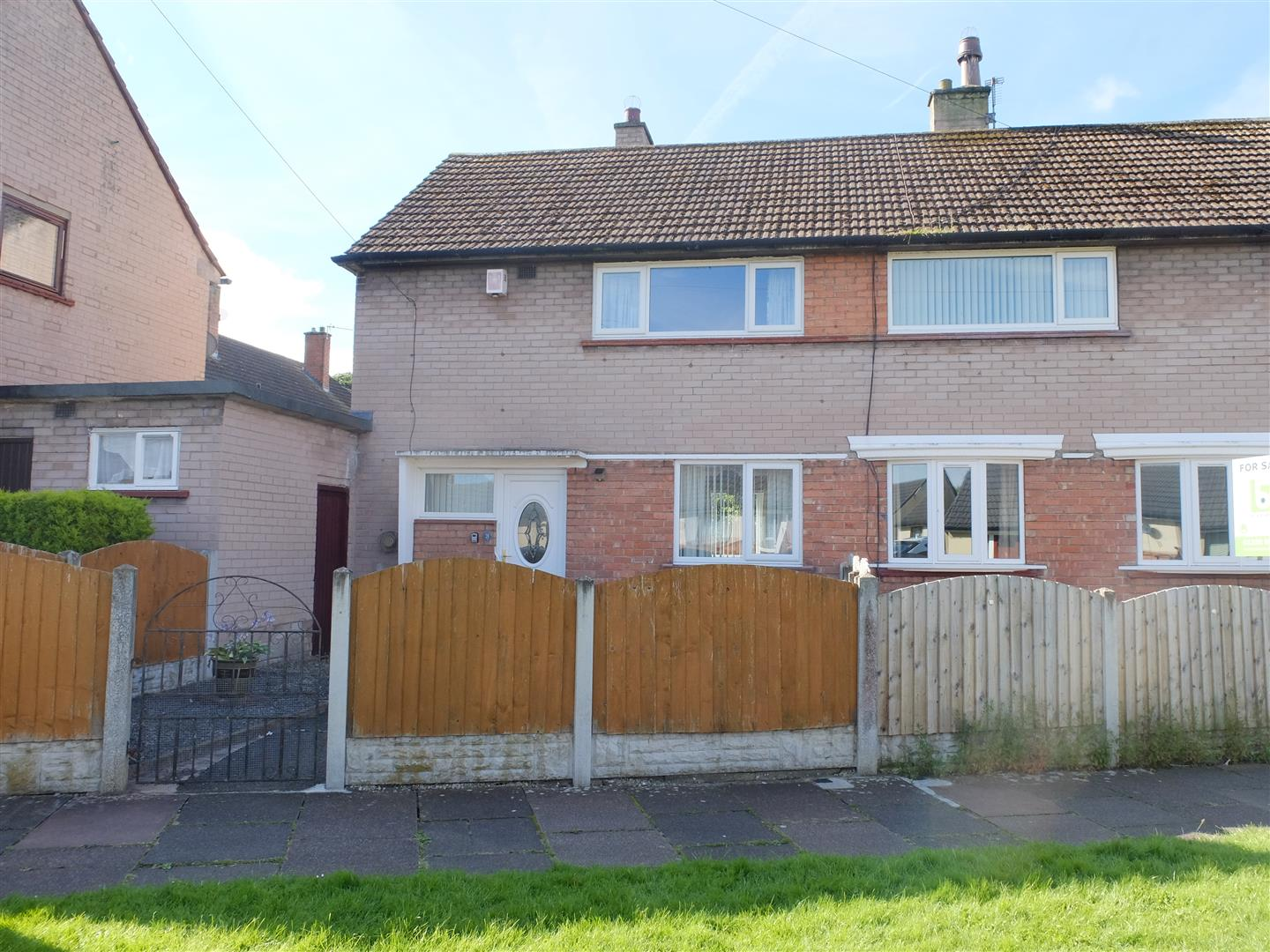 3 Oaklands Drive Carlisle 2 Bedrooms House - Semi-Detached For Sale