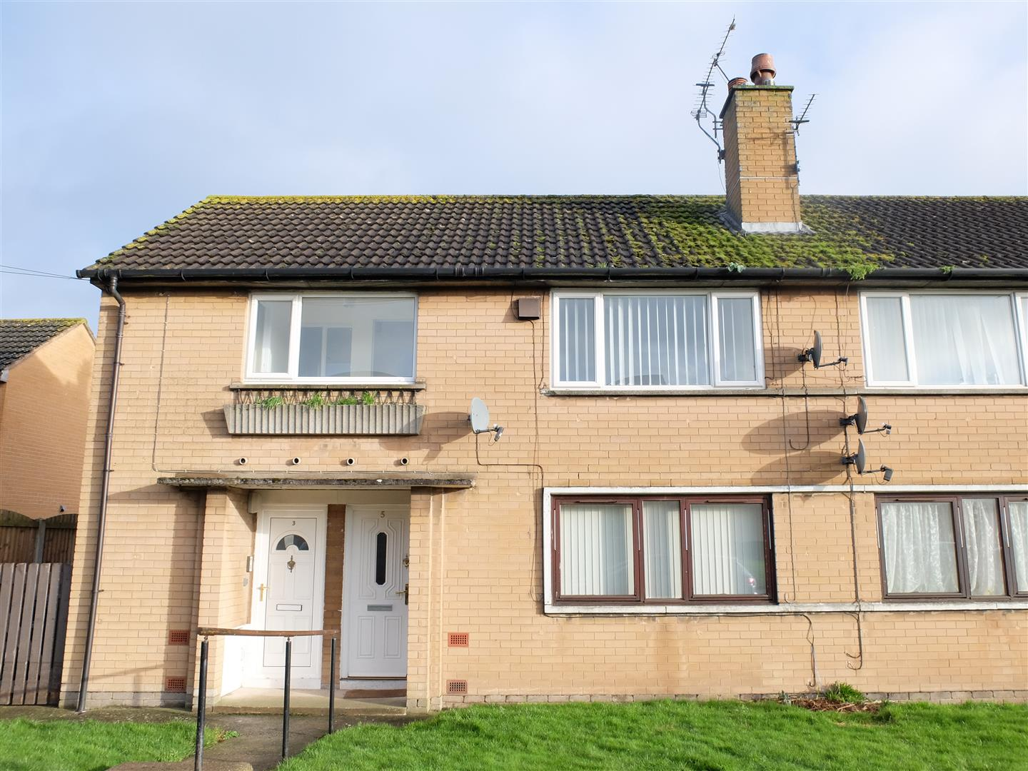 3 Rashdall Road Carlisle 1 Bedroom Flat For Sale