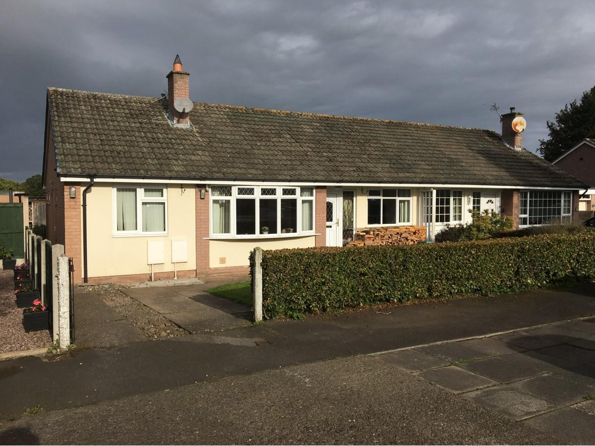 15 Caldew Drive Carlisle 4 Bedrooms Bungalow - Semi Detached For Sale