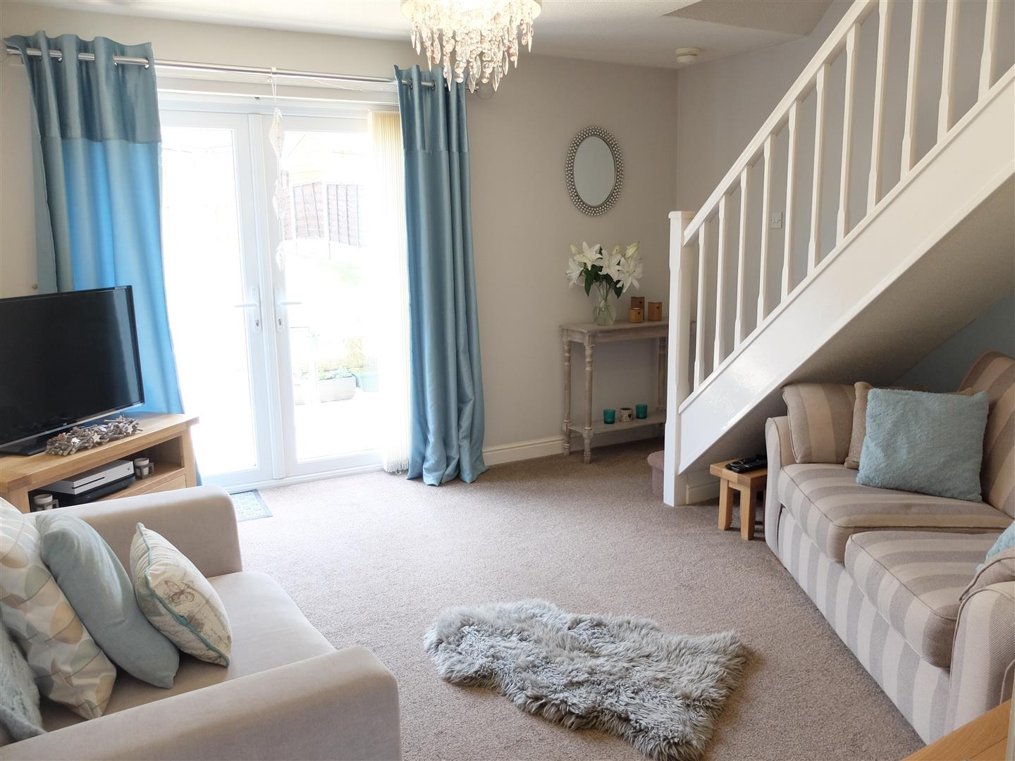 1 Fulford Walk Carlisle 2 Bedrooms House - Semi-Detached On Sale