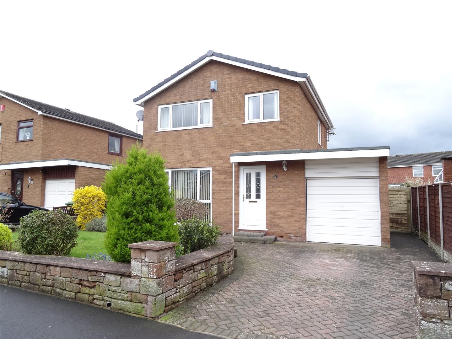 24 Longdyke Drive Carlisle 3 Bedrooms House - Detached For Sale