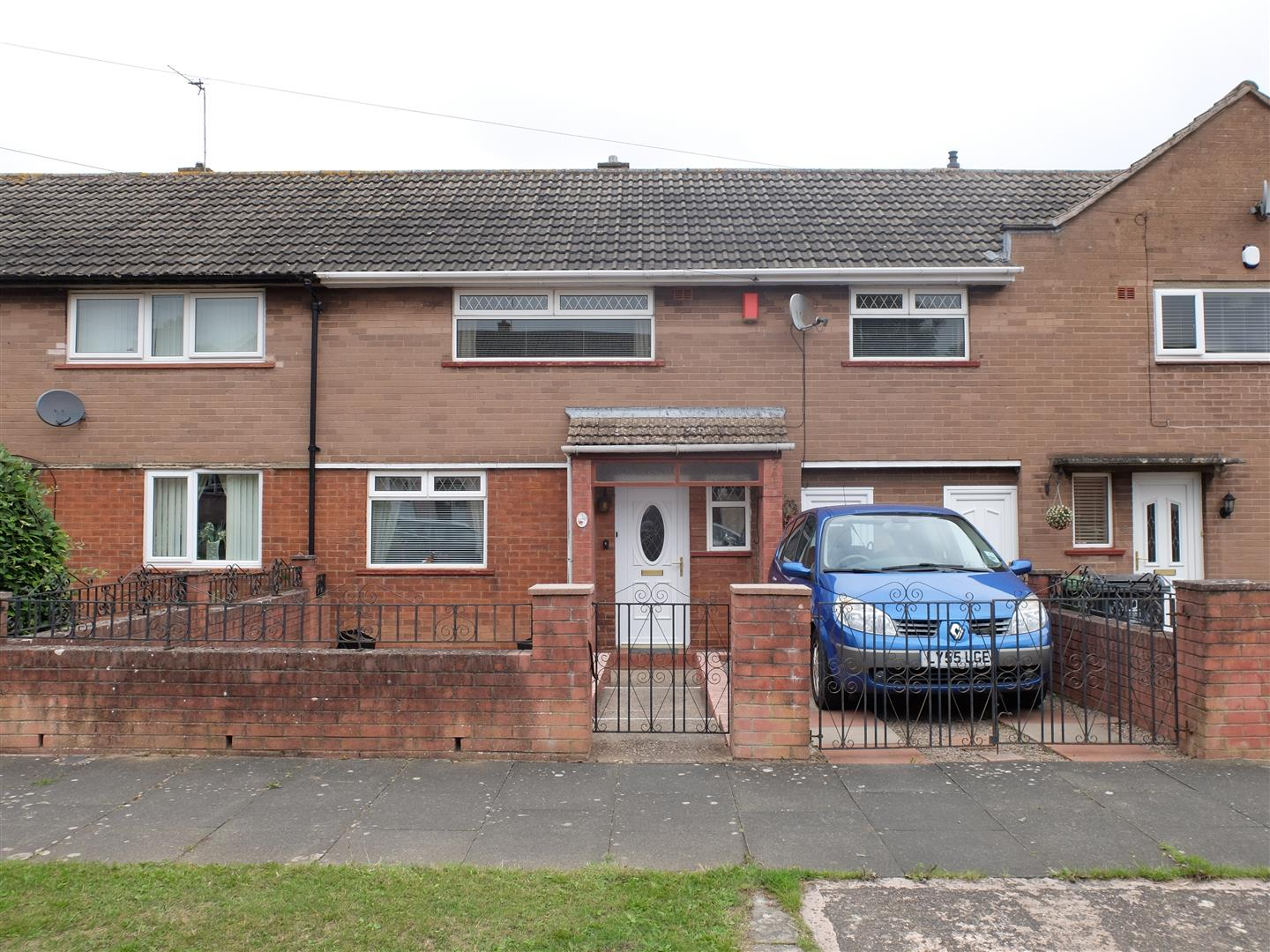 20 Burnrigg Carlisle 3 Bedrooms House - Mid Terrace For Sale