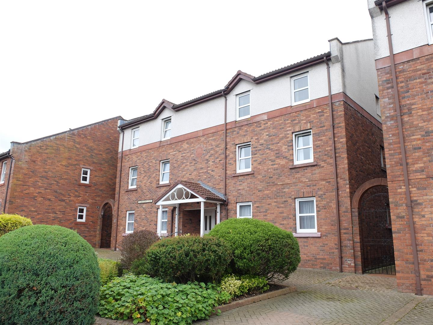 Flat 8, Edentown Court Eden Street Carlisle 2 Bedrooms Flat For Sale