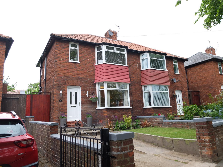 44 Currock Park Avenue Carlisle 3 Bedrooms House - Semi-Detached For Sale