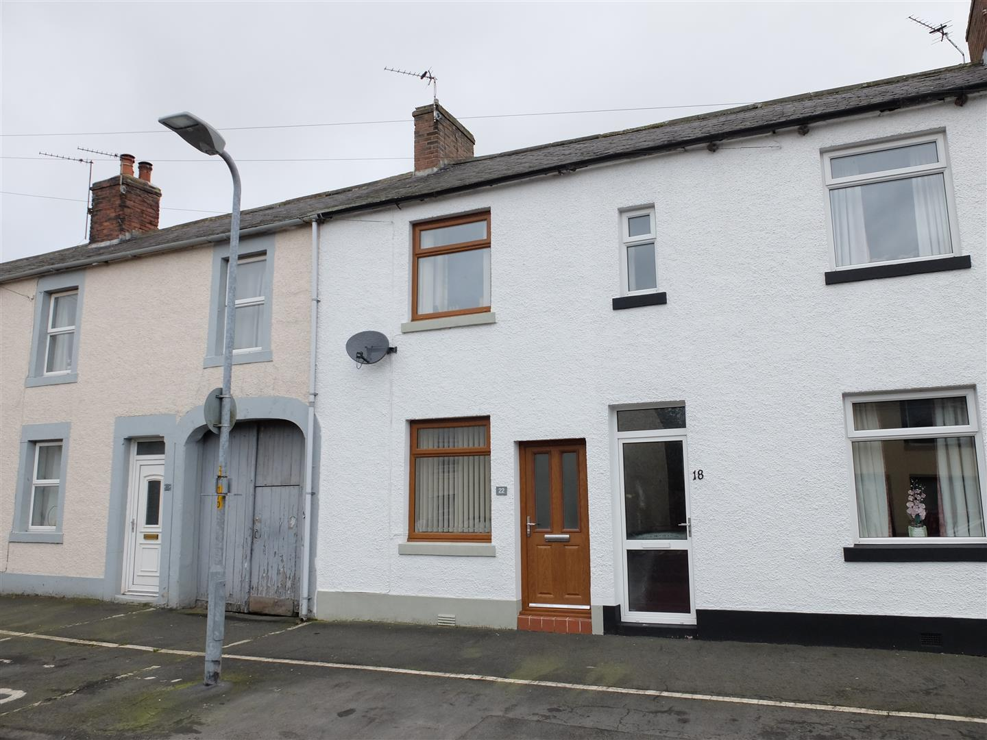 22 Esk Street Carlisle 2 Bedrooms House - Terraced For Sale