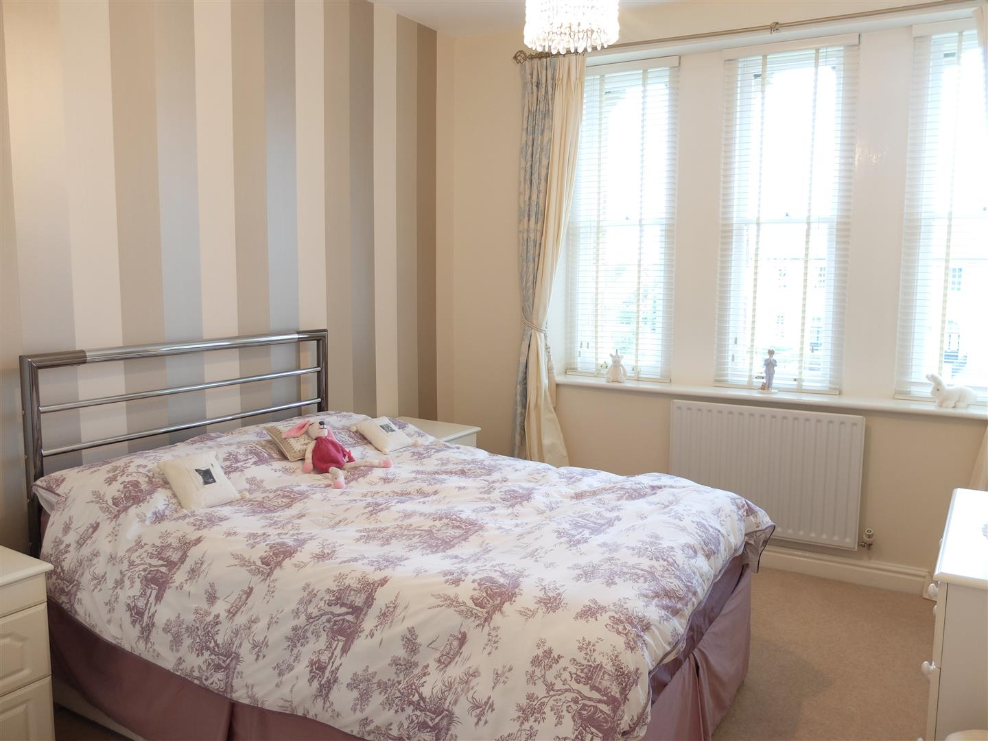 19 Cherry Lane Carlisle 3 Bedrooms Flat For Sale 167,500