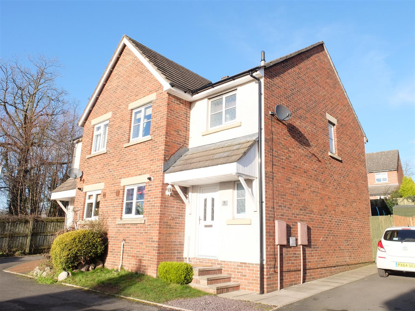 9 Heathfield Close Carlisle 3 Bedrooms House - Semi-Detached For Sale