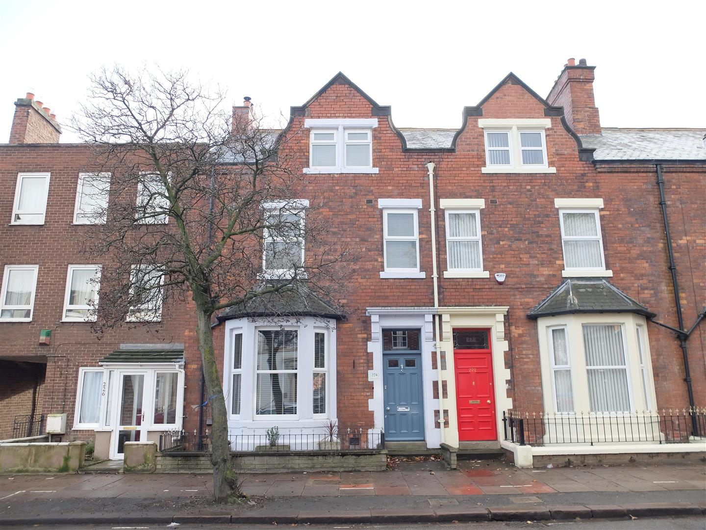 224 Warwick Road Carlisle 5 Bedrooms House - Mid Terrace For Sale
