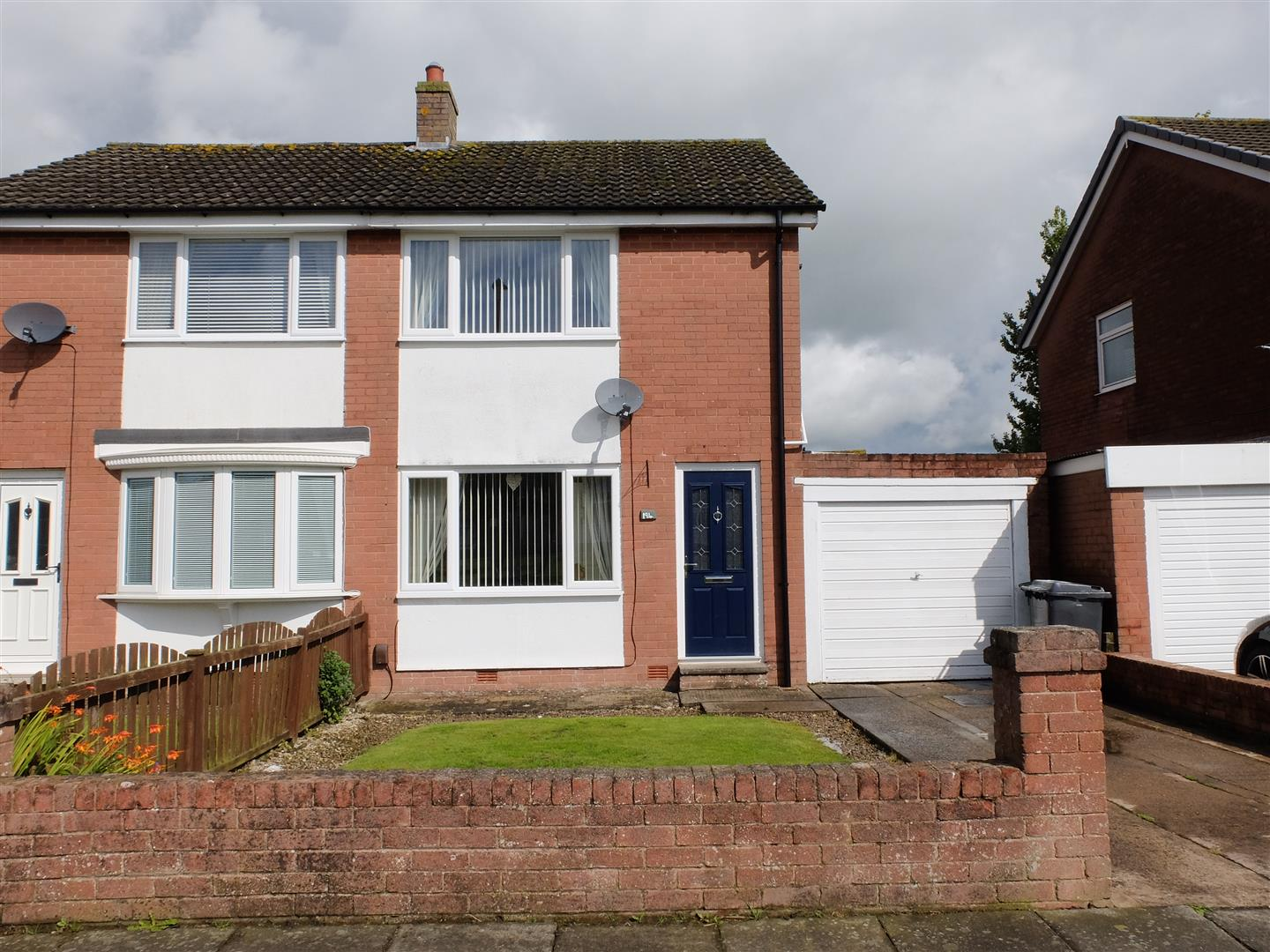 194 Yewdale Road Carlisle 2 Bedrooms House - Semi-Detached For Sale
