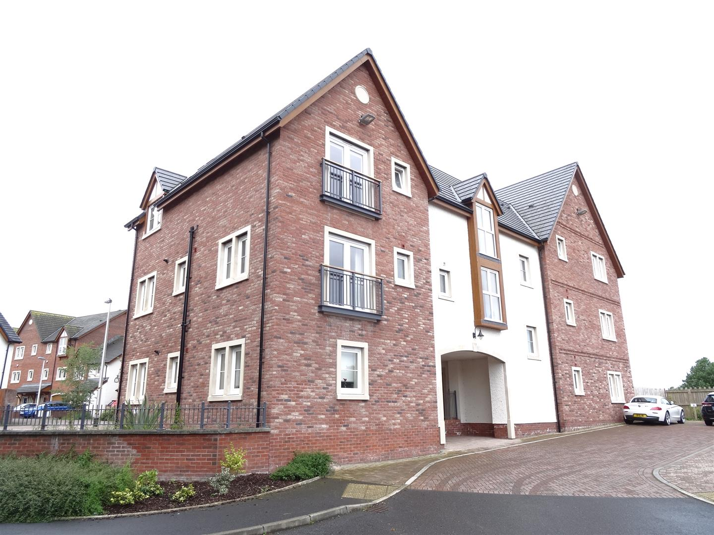 33 Richard James Avenue Carlisle 2 Bedrooms Apartment For Sale