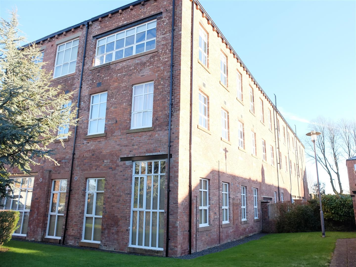 Flat 12, Waterside House Denton Mill Close Carlisle 1 Bedroom Flat For Sale