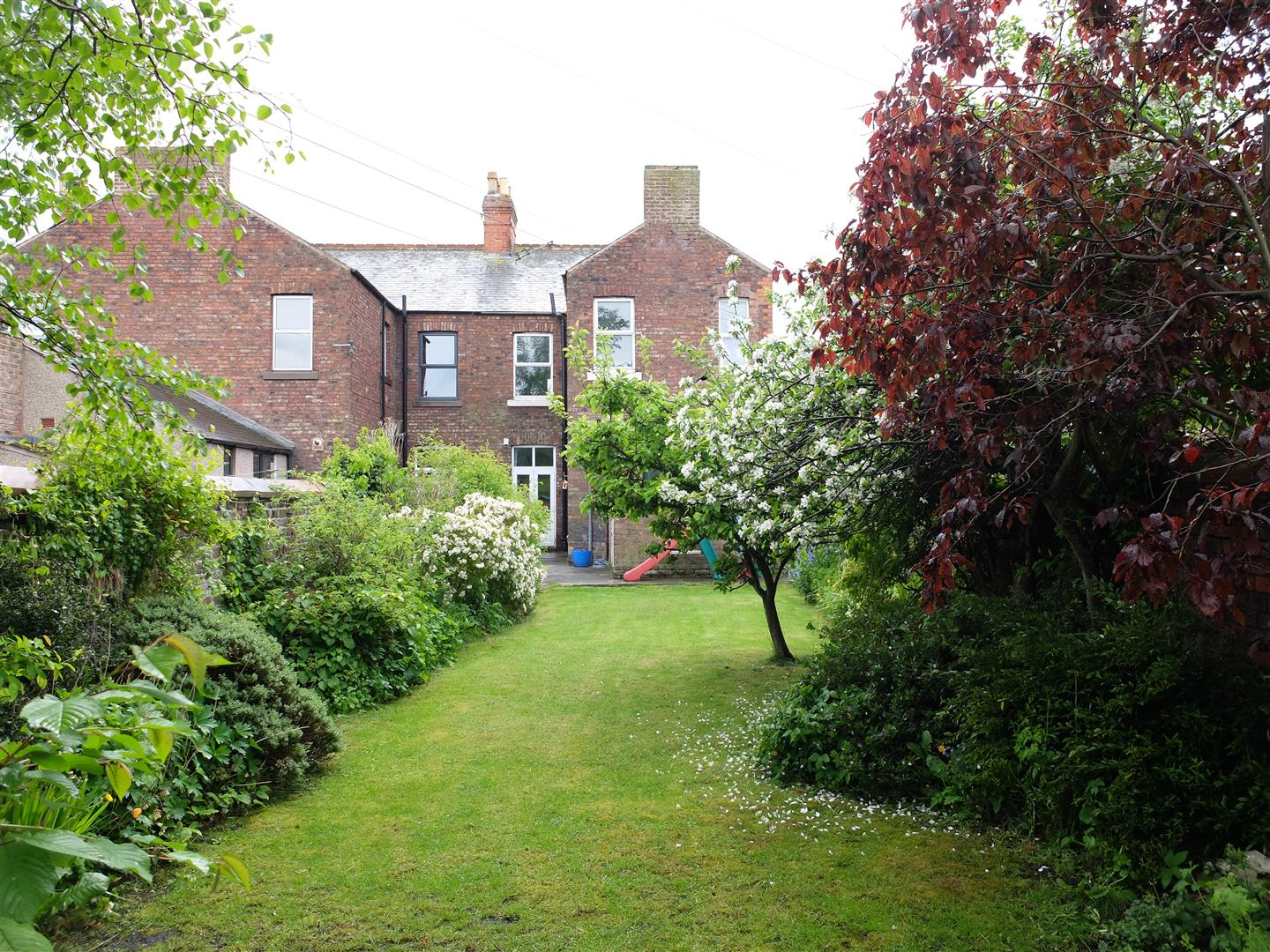 4 Bedrooms House - End Terrace For Sale 166 Nelson Street Carlisle