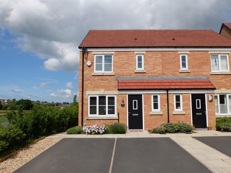 26 Arnison Close Carlisle 3 Bedrooms House - Semi-Detached For Sale