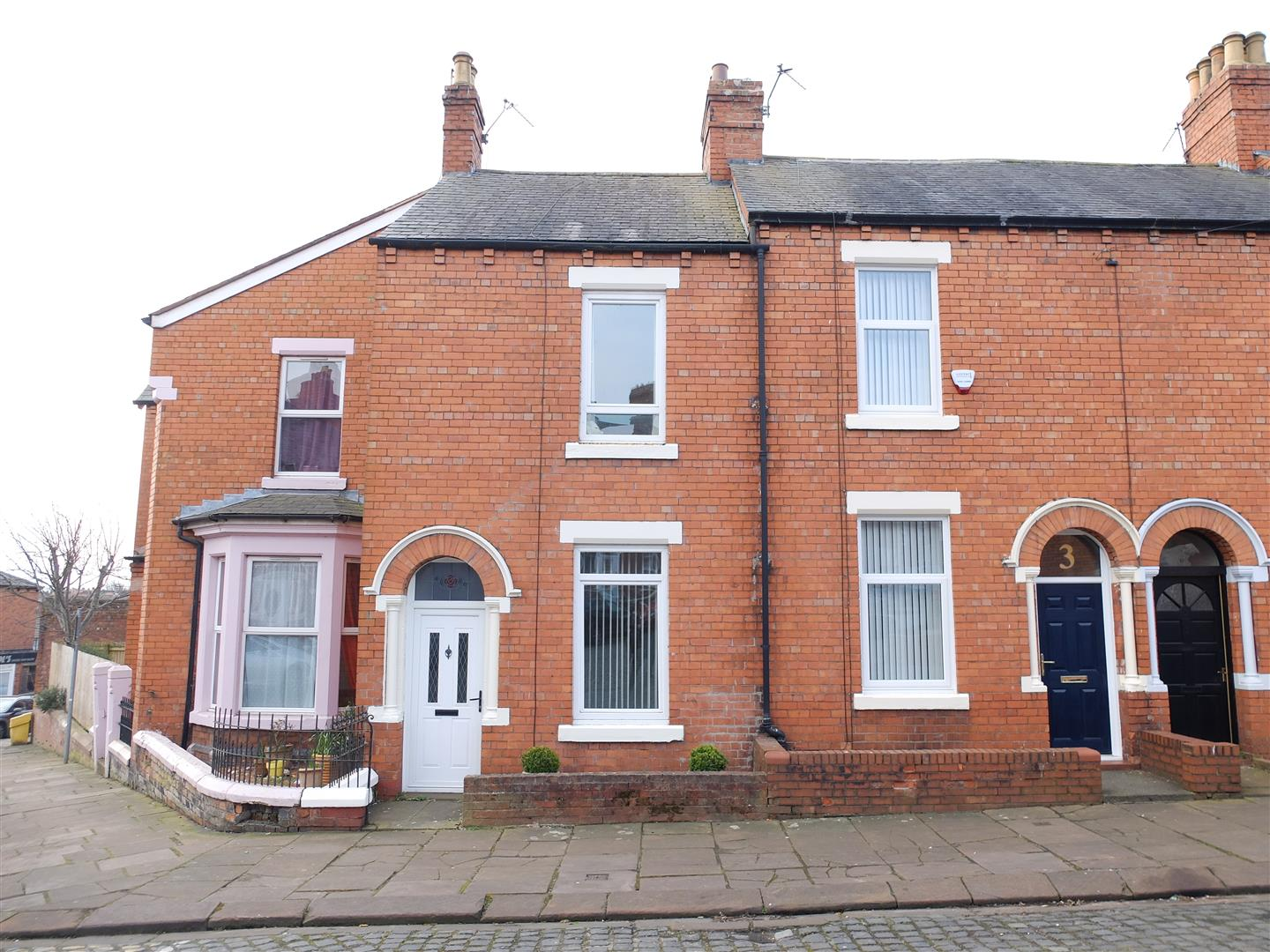 1 Ruthella Street Carlisle 2 Bedrooms House - Terraced For Sale