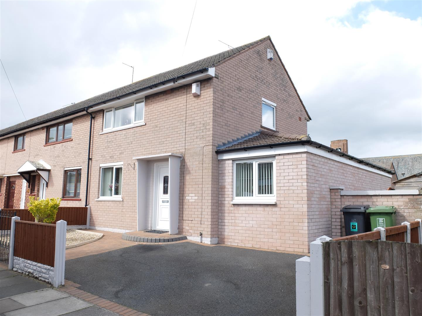 25 Lowther Browns Lonning Carlisle 3 Bedrooms House - End Terrace For Sale