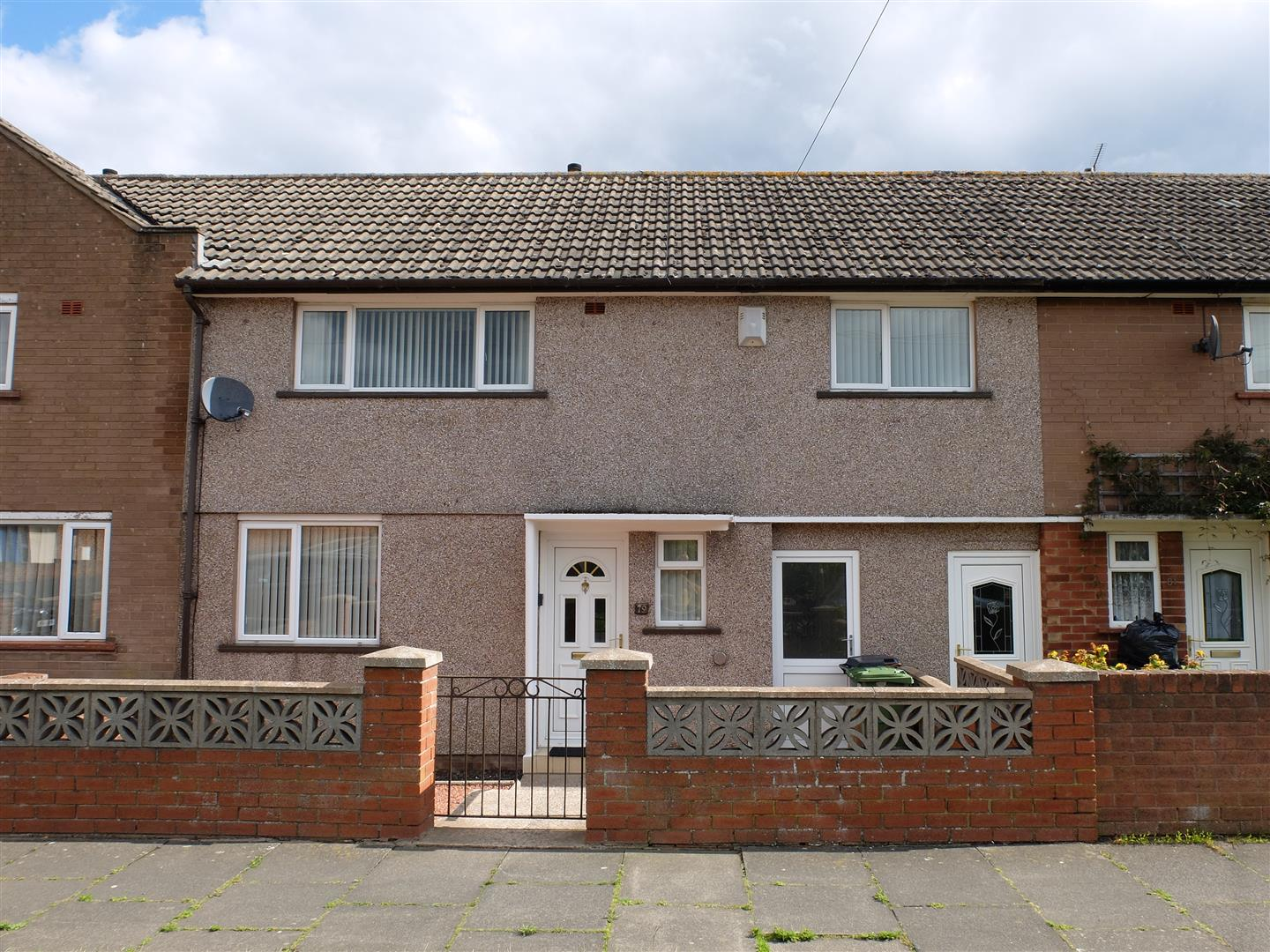 79 Westrigg Road Carlisle 3 Bedrooms House - Mid Terrace For Sale