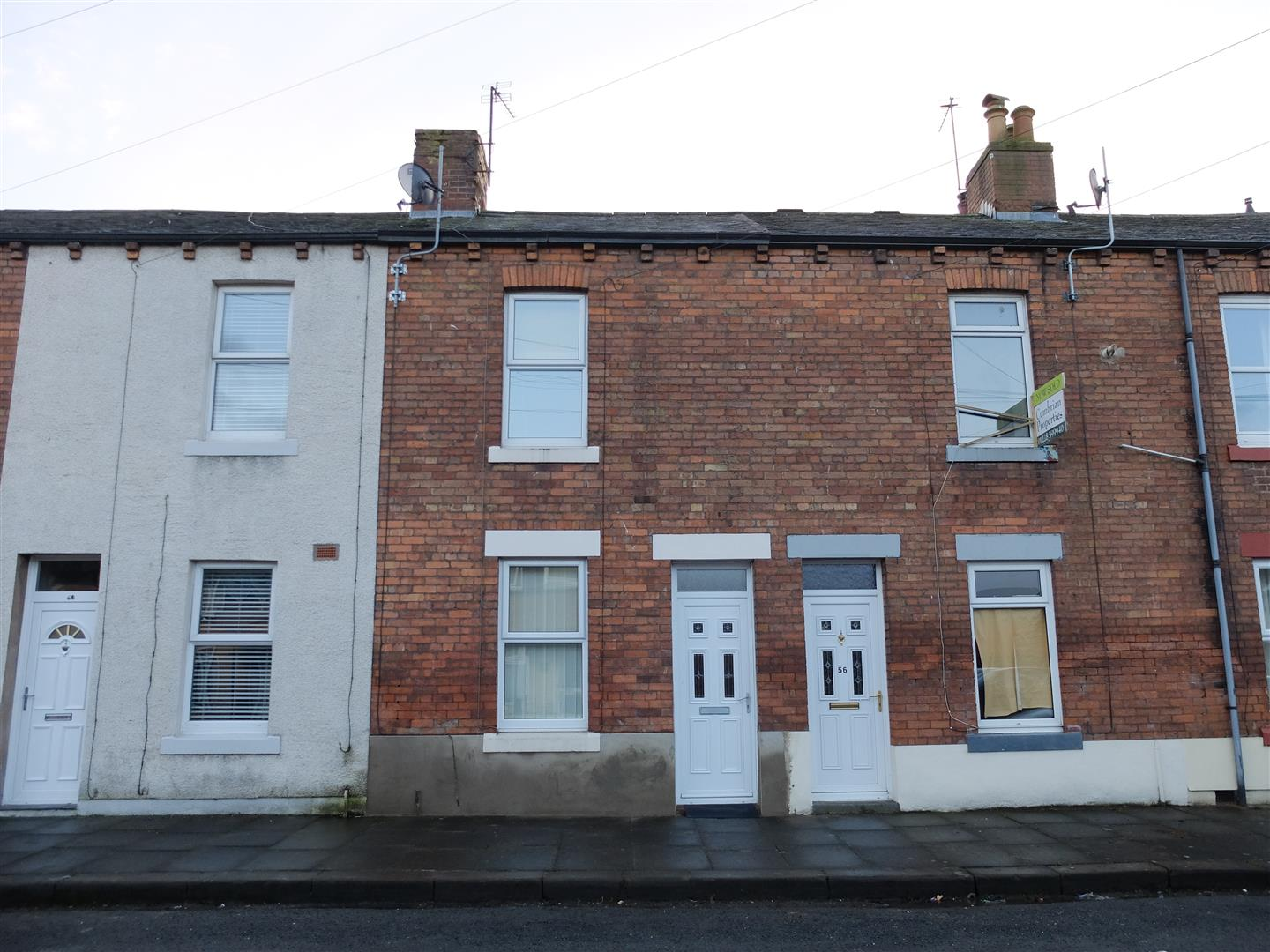 58 Morton Street Carlisle 1 Bedroom House - Terraced For Sale