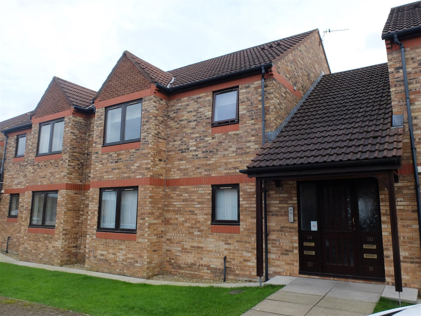 22 Brisco Meadows Carlisle 2 Bedrooms Flat For Sale