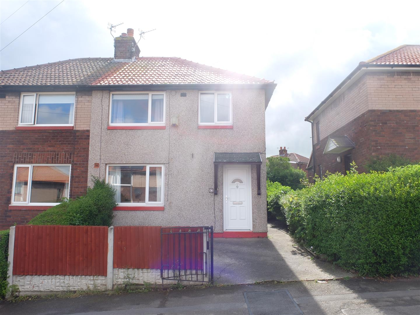 42 Lund Crescent Carlisle 3 Bedrooms House - Semi-Detached For Sale