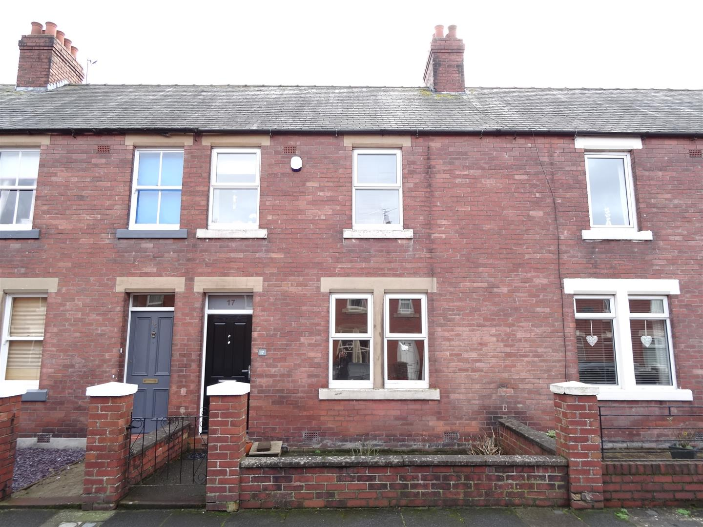17 Freer Street Carlisle 3 Bedrooms House - Mid Terrace For Sale