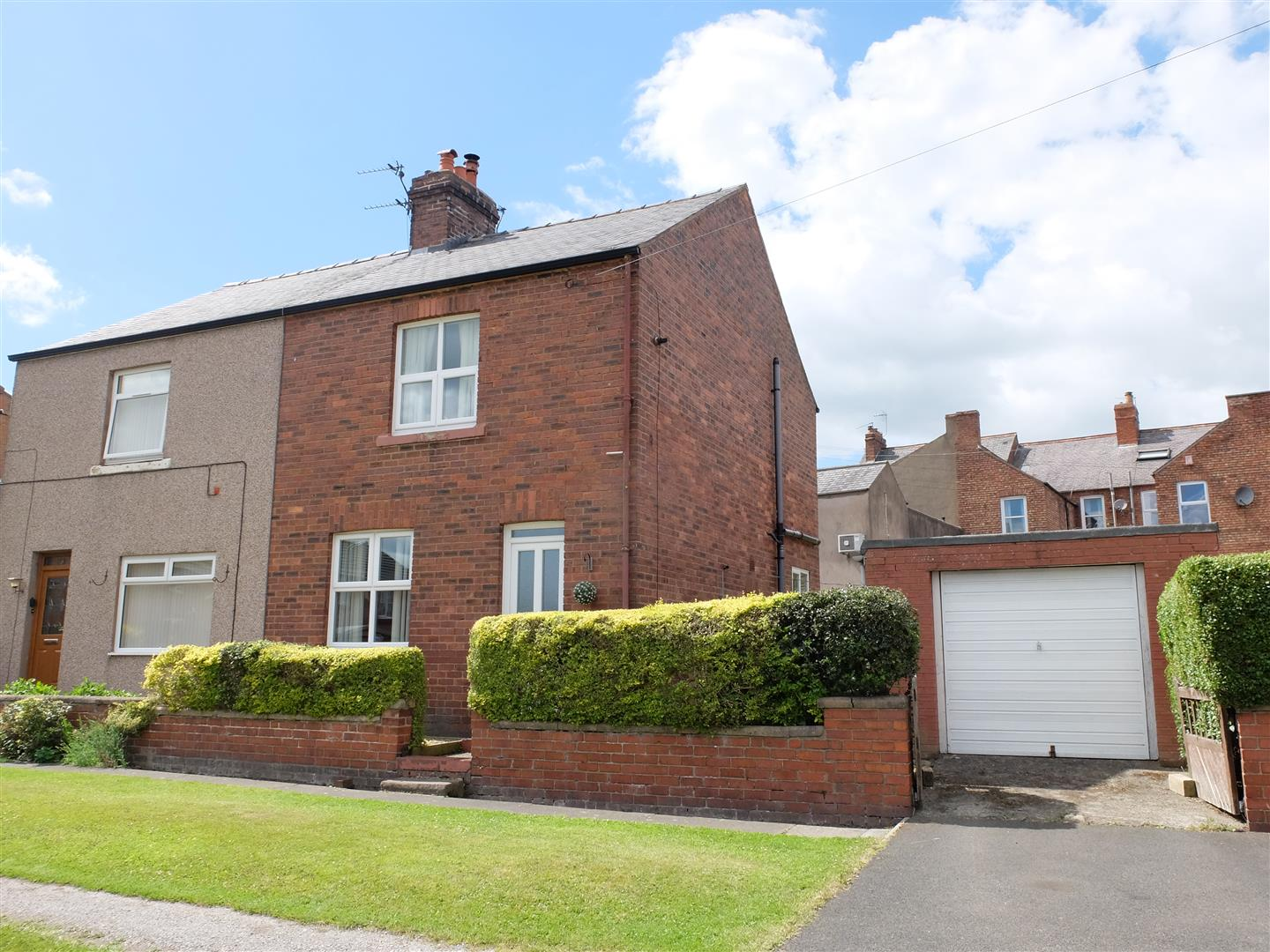 13 Hawes Street Carlisle 2 Bedrooms House - Semi-Detached For Sale